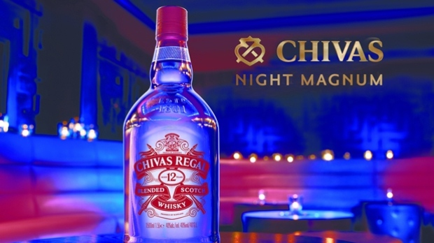 Chivas Regal Night Magnum
